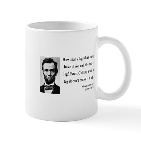 Abraham Lincoln 31 Mug