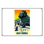 India Travel Advertising Print Banner