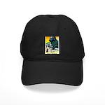 India Travel Advertising Print Baseball Hat