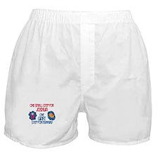 Joshua - Astronaut  Boxer Shorts
