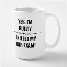 Bar Exam - Im Guilty Mugs