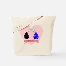 Unique Valentines day fiance Tote Bag