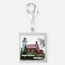 Eagle Harbor Lighthouse Charms