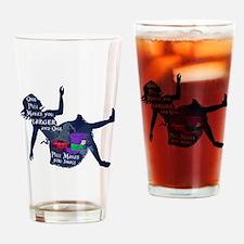 Unique Alice wonderland Drinking Glass