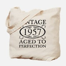 Unique Vintage 1943 aged to perfection Tote Bag