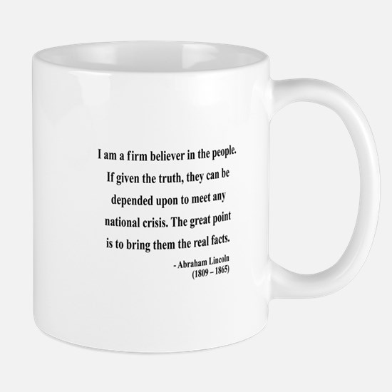 Abraham Lincoln 32 Mug