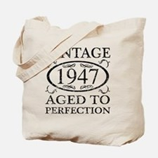 Funny old age sayings Tote Bag
