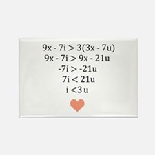 Equation of Love Magnets