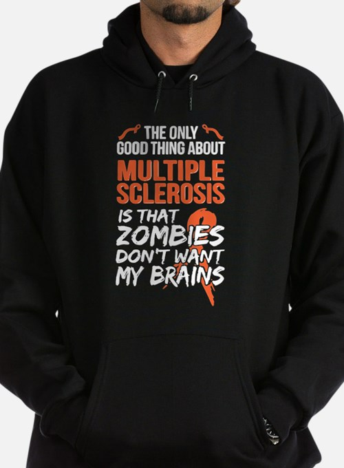 The Only Good Thing About Multiple Scle Sweatshirt