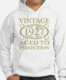 Cool Unique 90th birthday Hoodie