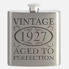 Unique 90th birthday Flask