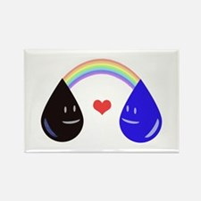 Opposites Attract - Oil & Water make a Magnets