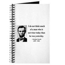 Abraham Lincoln 33 Journal