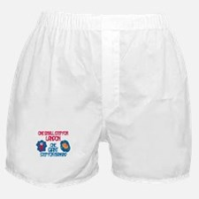 Landon - Astronaut  Boxer Shorts