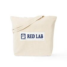 RED LAB Tote Bag