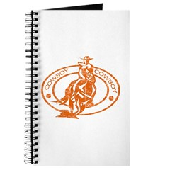 Retro Cowboy Journal