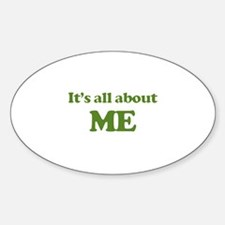 Maine sayings Sticker (Oval)