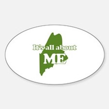 Cool Maine sayings Sticker (Oval)