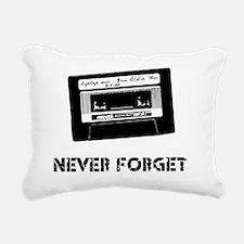 Cute Mensch Rectangular Canvas Pillow