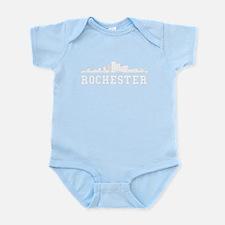 Rochester NY Skyline Body Suit