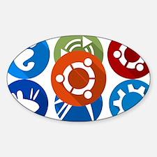 ubuntu distros Decal