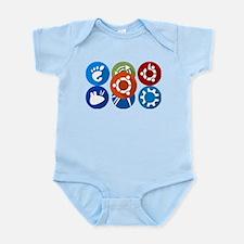 ubuntu distros Body Suit