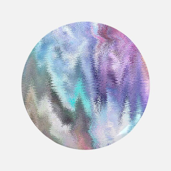 Vibrating Glitch Pastels Button