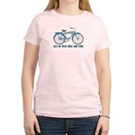Women's Vintage Bicycle Light T-Shirt