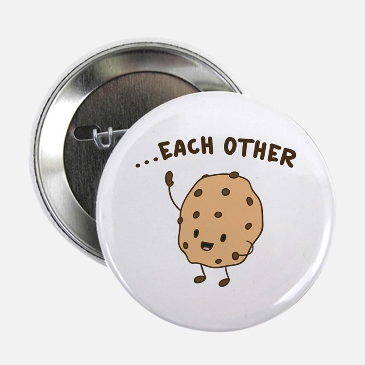 """Made For Each Other 2.25"""" Button"""