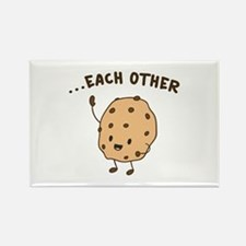 Made For Each Other Rectangle Magnet