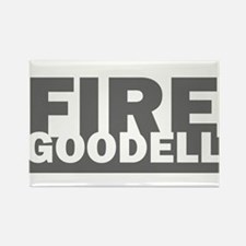 Fire Goodell - Funny Cute NFL Hilarious Ro Magnets