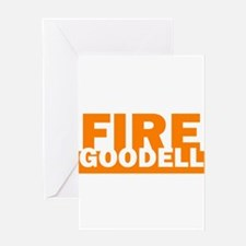 Fire Goodell - Pats Funny Hilarious Greeting Cards