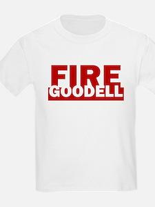 Fire Goodell Pats Funny Roger Hilarious Cu T-Shirt