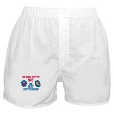 Nate - Astronaut  Boxer Shorts