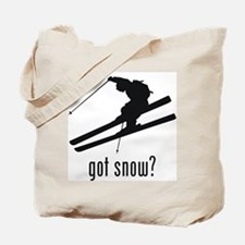 Skiing 6 Tote Bag