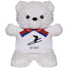 Skiing 6 Teddy Bear