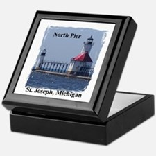 St. Joseph North Pier Keepsake Box