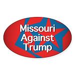 Missouri Against Trump Sticker