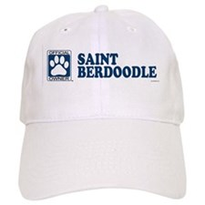 SAINT BERDOODLE Baseball Cap