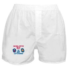 Riley - Astronaut  Boxer Shorts