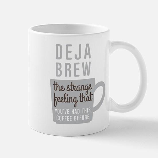 Deja Brew Mugs