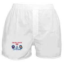 Rob - Astronaut  Boxer Shorts