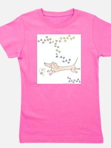 Doxie Rainbow Love T-Shirt