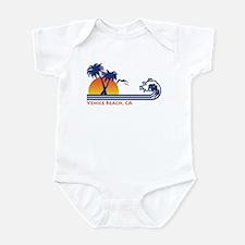 Venice Beach CA Infant Bodysuit