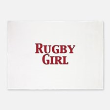 Rugby Girl 5'x7'Area Rug