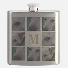 Elegant and Modern PhotoBlock Flask