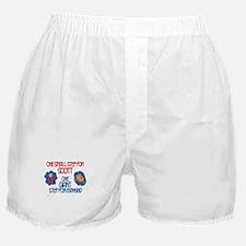 Scott - Astronaut  Boxer Shorts