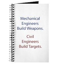 Mechanical Engineers and Civil Engineers Journal