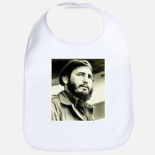 Fidel Castro Baby Bib