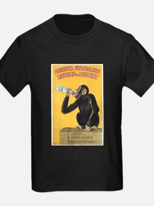 Monkey Liquor Poster (Front) T